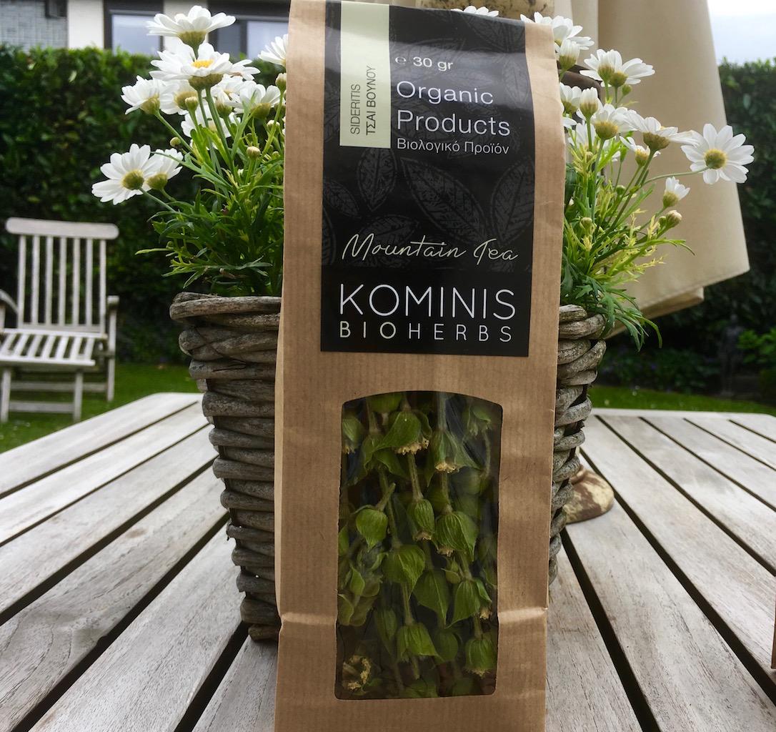 KOMINIS Bio Herbs aus Griechenland -Tee